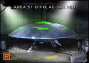 Pegasus Models - Area 51 UFO AE-341.15B Model Kit