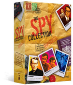 The Spy Collection DVD Megaset