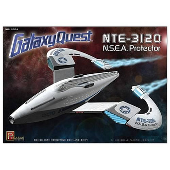 Galaxy Quest - NSEA Protector Ship Model Kit (PH9004)