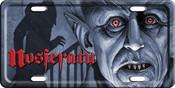 Nosferatu License Plate