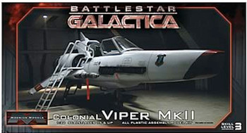 Edit a Product - Battlestar Galactica - Viper Mk II Model Kit (MM912)