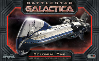 Battlestar Galactica Colonial One Model Kit (MM945)