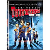Thunderbirds Are Go -1968 Movie - DVD