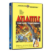 ATLANTIS, THE LOST CONTINENT - DVD