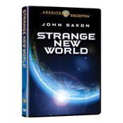 STRANGE NEW WORLD (DVD)