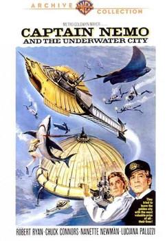 CAPTAIN NEMO AND THE UNDERWATER CITY - DVD