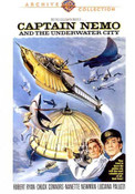 CAPTAIN NEMO AND THE UNDERWATER CITY - DVD