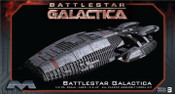 Battlestar Galactica Model Kit - 14 inches Long