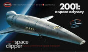 2001 A Space Odyssey -Space Clipper Orion Ship Model Kit