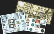 Lost in Space - Jupiter 2 Photoetch & Decal Set (PGX121)