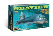 Giant 39 inch Movie Seaview Model Kit - 8 Window