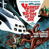VOYAGE TO THE BOTTOM OF THE SEA Soundtrack CD