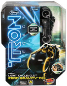 Tron Legacy - R/C Light Cycle CLU - Air Hog