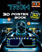 Tron Legacy - 3D Poster Book