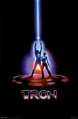 Tron - Poster - 1982 Classic