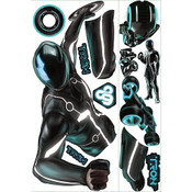 Tron - Legacy Sam Glow In Dark Giant Sticker Decal Set