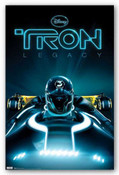 Tron - Poster - Legacy Teaser