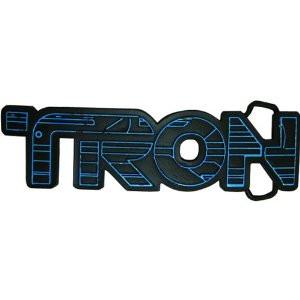 Tron Legacy - Belt Buckle - LOGO