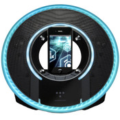 Tron Legacy Light Disk Audio Dock by Monster