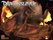 Pegasus - DRAGONSLAYER 1/32 scale Vermithrax Dragon model kit