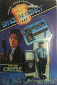 Space Precinct Action Figure - Castle