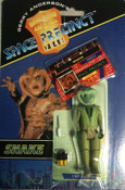 Space Precinct Action Figure - Snake
