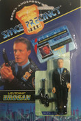 Space Precinct Action Figure - Brogan with Jacket