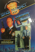Space Precinct Action Figure - Brogan with out Jacket
