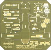 Battlestar Galactica Viper Mk 7 Photoetched Cockpit