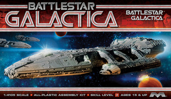 Classic 1978 ABC version of the Battlestar Galactica