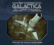 Battlestar Galactica The Art of Ralph McQuarrie