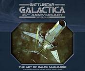 Battlestar Galactica The Art of Ralph McQuarrie