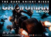 Batman Dark Knight Bat Pod with Catwoman 1:18 Model Kit