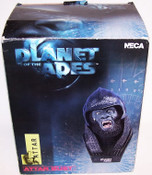 Planet of the Apes Attar Bust by Neca