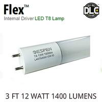 LED T8 LAMP 120V-277V  ESPEN L36T8/835/12G-ID