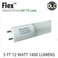 LED T8 LAMP 120V-277V ESPEN L36T8/850/12G-ID