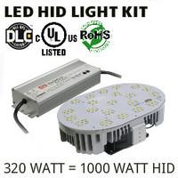 LED HID DLC RETROFIT KIT FORWARD LED FL-RK320-WA