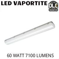 LED VAPOR TIGHT FIXTURE 4FT 60 WATT 7100 LUMENS 5000K 0-10V DIMMING ALEO LVE-4H/850