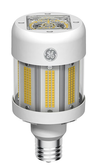LED HID Lamp Plugu0026Play Retrofits MH400W 18,500 Lumens 4000K GE  LED130/2M400/740