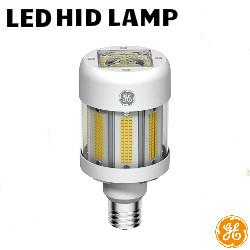 LED HID Lamp Plugu0026Play Retrofits MH250W 11,800 Lumens 5000K GE  LED80/2M250/750