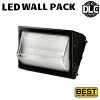 LED Wall Pack Fixture 60 Watt 7231 Lumens 5000K Best LEDWP60W-5K
