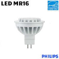 LED MR16 Lamp 7W 500 Lumen 30K FL35° Philips BC7MR16/AMB/F35/3000 DIM 12V