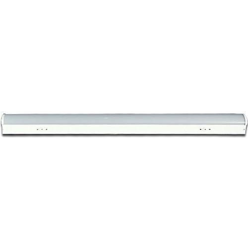 James lighting zy st8ft60 4000k led 8 foot strip provision lamp led strip light fixture 4ft 40w 5400 lumens 40k dim james zy st4ft40 4000k mozeypictures Choice Image