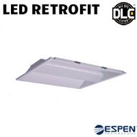 LED 2X2 Troffer Retrofit Kit 22W 2750 Lumens Dim 50K Espen VEKT2X2H/850