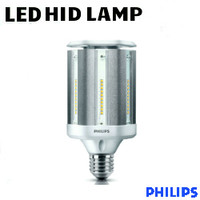 LED HID Lamp 120-277V 40W 5000 Lumens 3000K Philips 40ED28/LED/730/ND 120-277V 4/1