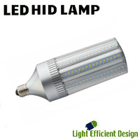 LED HID Lamp 120-277V 45W 6062 Lumens 3000K Light Efficient Design LED-8024E30-A