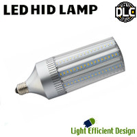 LED HID Lamp 120-277V 45W 6632 Lumens 5700K Light Efficient Design LED-8024M57-A