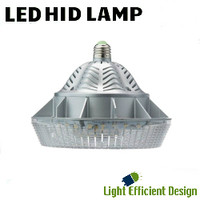 LED HID Lamp 120-277V 52W 5733 Lumens 5700K Light Efficient Design LED-8025E57