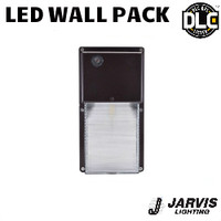LED Wall Pack Fixture 14 Watt 1596 Lumens 5000K Jarvis WPS-50-S-BRZ