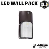 LED Wall Pack Fixture 29 Watt 2885 Lumens 5000K Jarvis WPS-125-R-BRZ